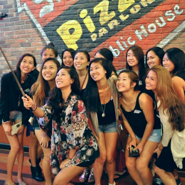 10.8.2014 Shakey's Pizza Night