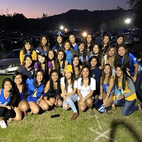 11.15.2015 UCLA vs. Washington Tailgate
