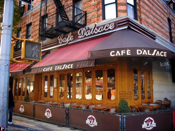 Cafe D'Alsace
