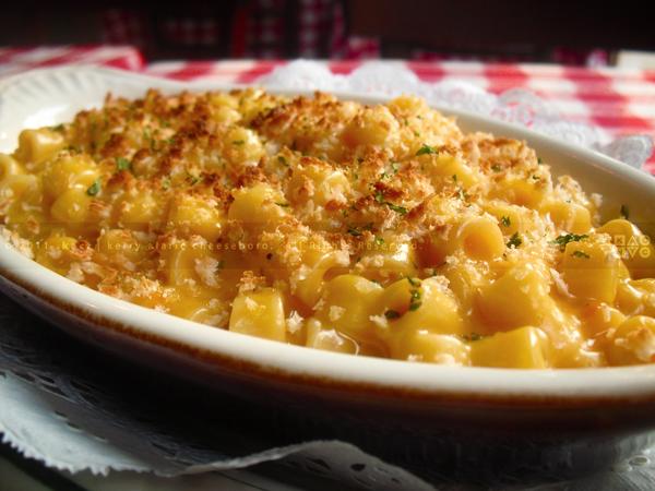 Baked Mac 'n' Cheese