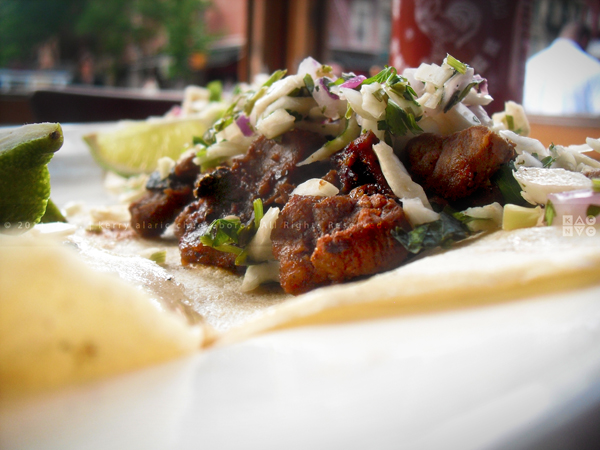 Pub Tacos with Grilled Steak