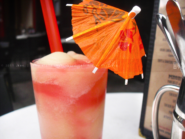 Blood Orange Margarita, Cantina by Cascabel