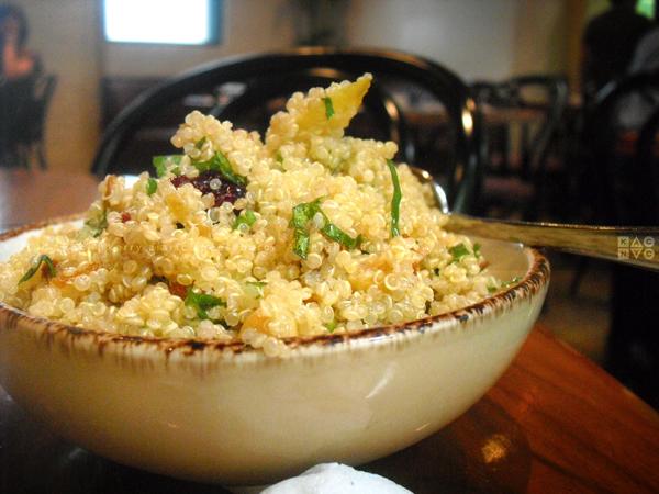 Quinoa Salad, Balaboosta