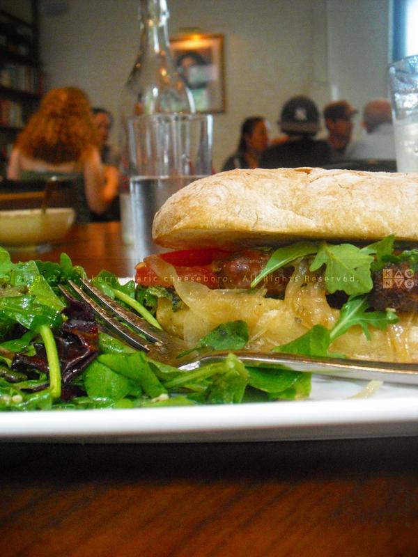 Merguez Sandwich, Balaboosta