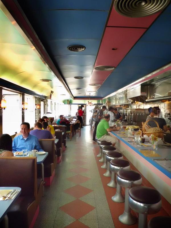 M. Wells Diner