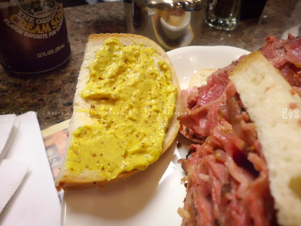 Hot Pastrami & Liverwurst on Rye | 2nd Avenue Deli