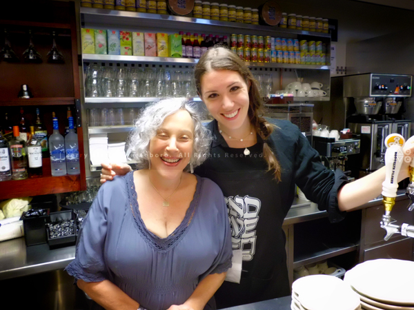 Friendly Faces at 2nd Avenue Deli