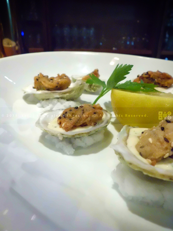 Fried Oysters | The Seahorse Tavern