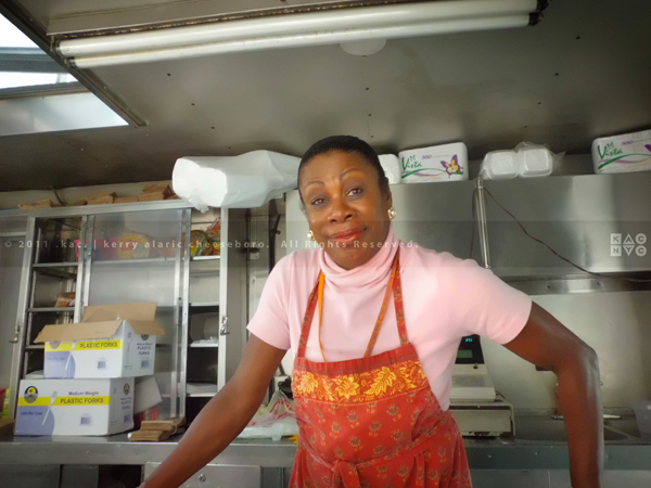 Yvonne's Jamaican Food Truck