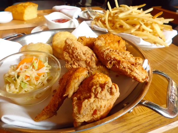 Fried Chicken with Honey | The Dutch