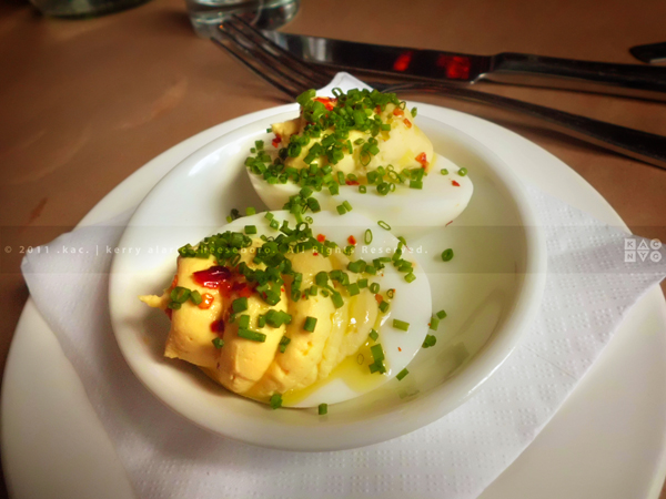Deviled Eggs | The Spotted Pig
