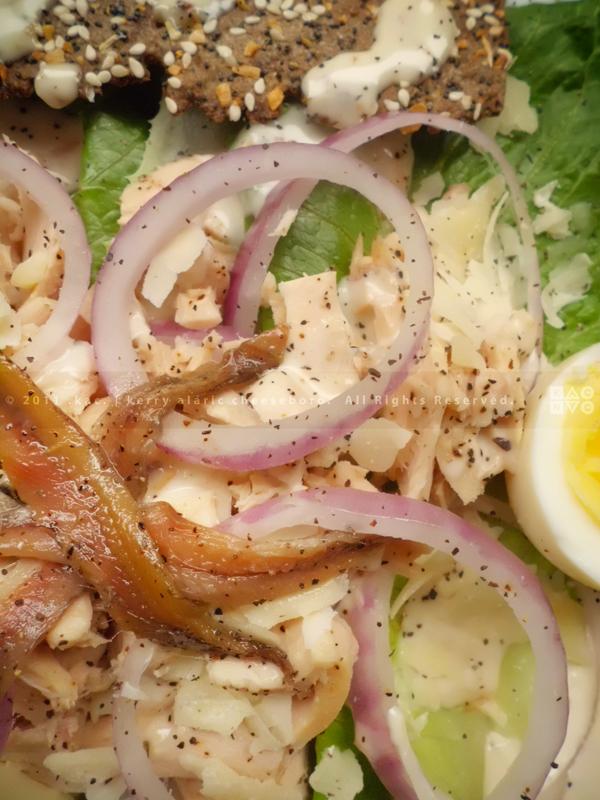 Sid Caesar Salad