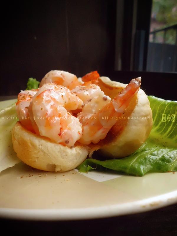 KAC Shrimp Roll