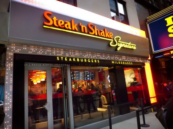 Steak 'n' Shake Signature