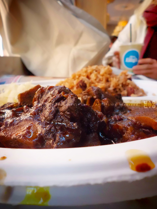 Oxtails, Red Beans & Rice