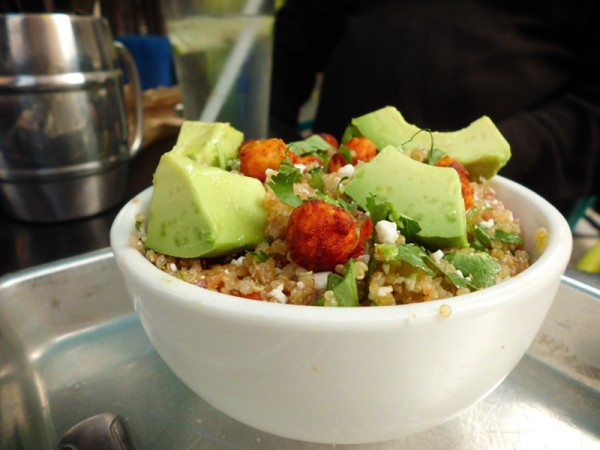 Quinoa Ensalada
