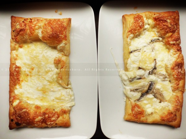Heavenly White Pizza Pies