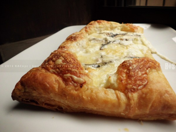 Heavenly White Pizza Pie with Anchovy