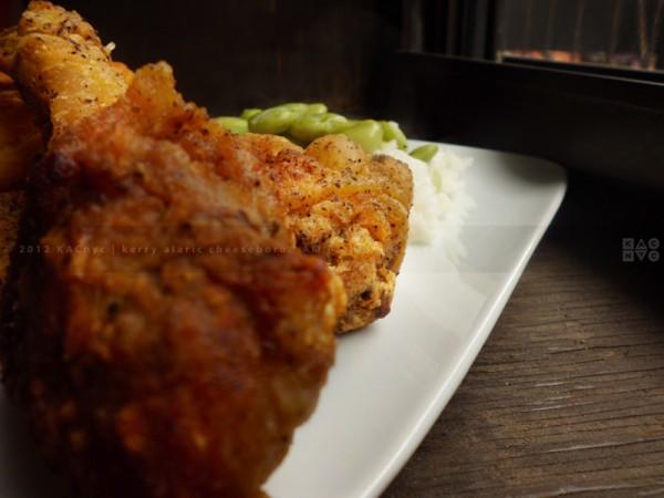 KAC Fried Chicken 2012
