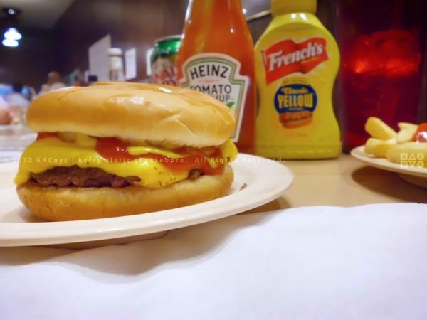 Prime Burger Cheeseburger