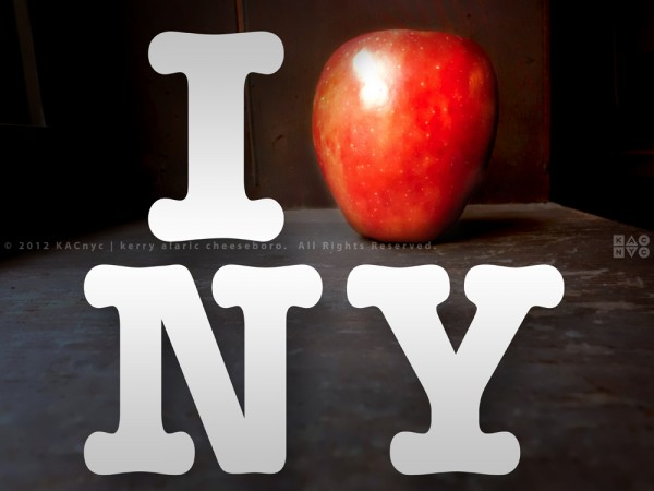 I Apple New York