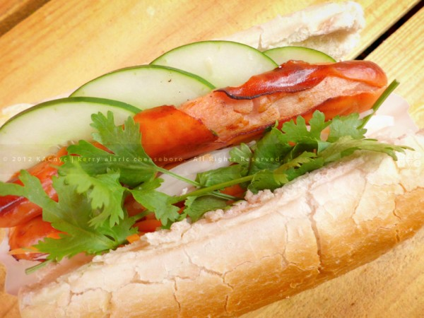 Red's Char-Grilled Hot Dogs | Banh Mí Dog