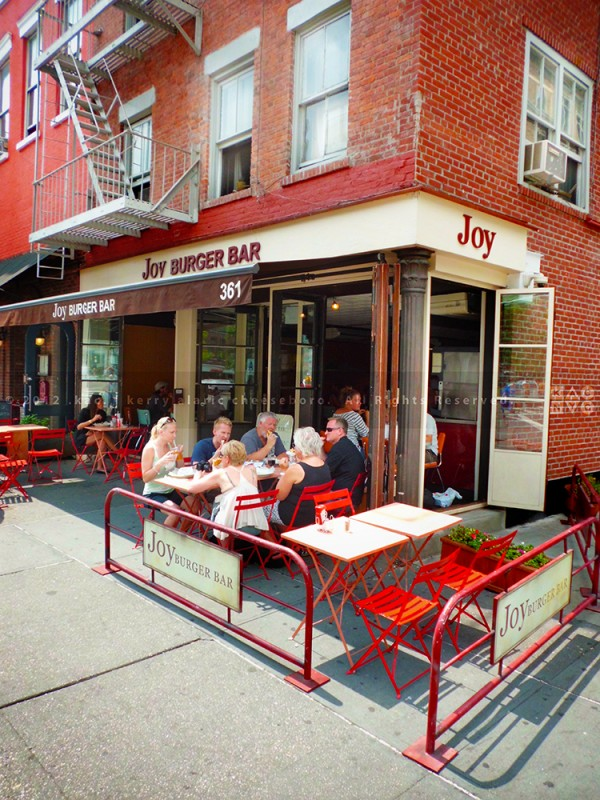Joy Burger Bar (West Village)
