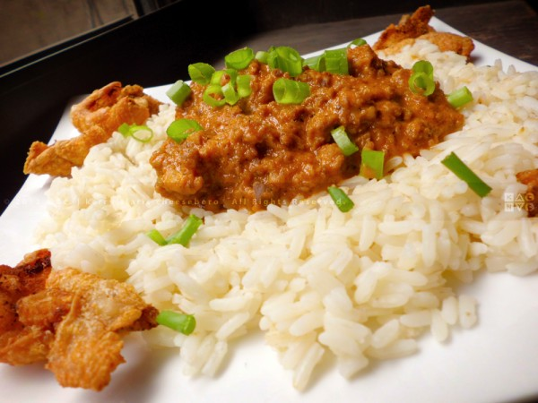 Carolina-Style Hash | Chicken Cracklins'