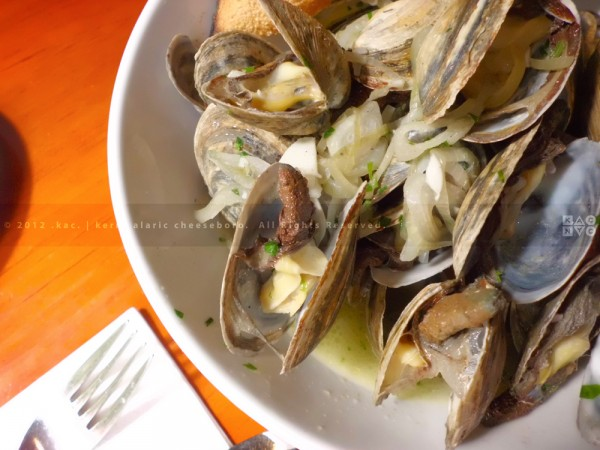 Steamers | The Seahorse Tavern