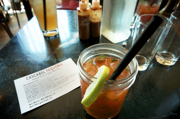 Bloody Mary | Cascabel Taqueria