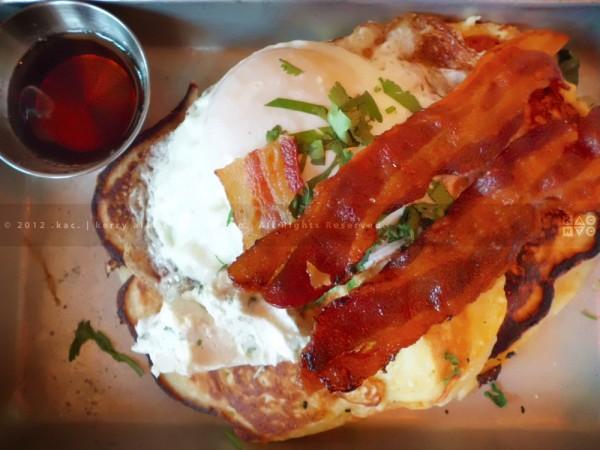 Masa Pancakes | Cascabel Taqueria