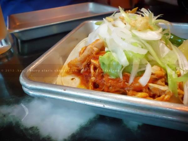 Chicken Tacos | Cascabel Taqueria