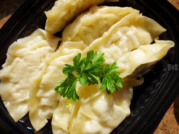 Mandoo (Dumplings)