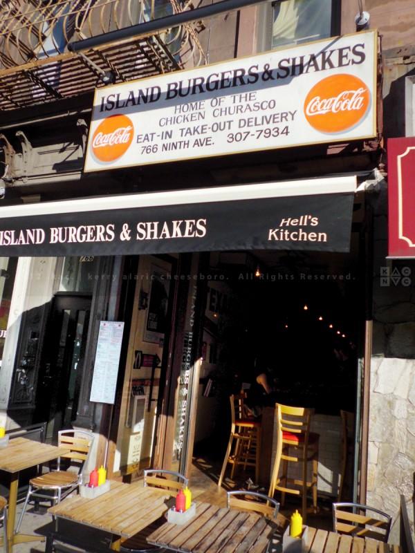 Island Burgers & Shakes