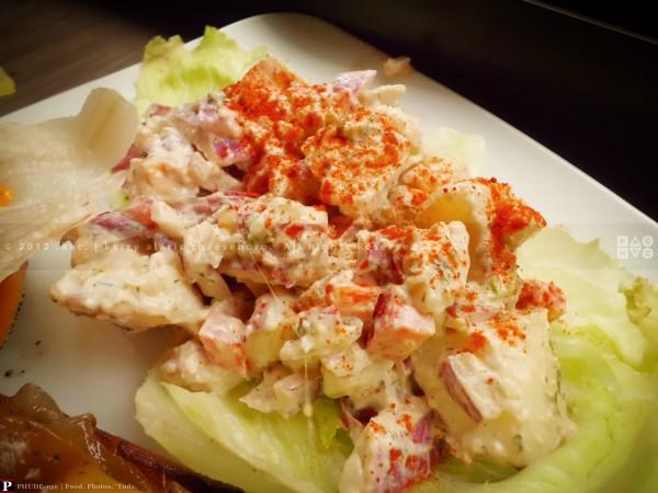 """Red"" Red Potato Salad"