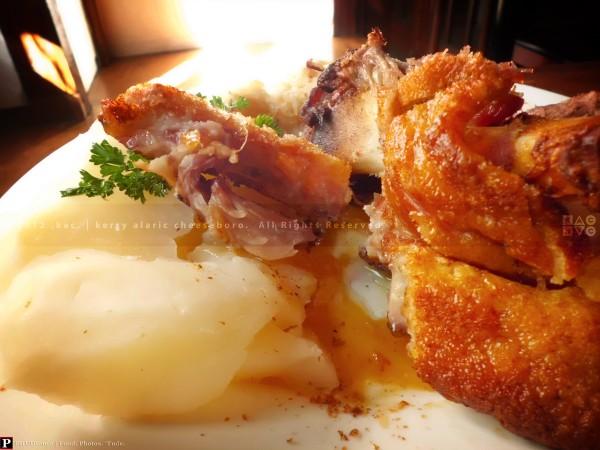 Bavarian-Style Pork Shank