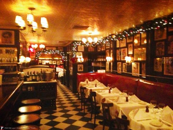 Minetta Tavern | Front Room