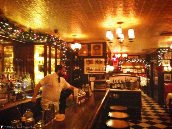 Minetta Tavern | Bar