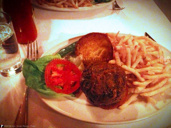 Minetta Tavern | Black Label Burger