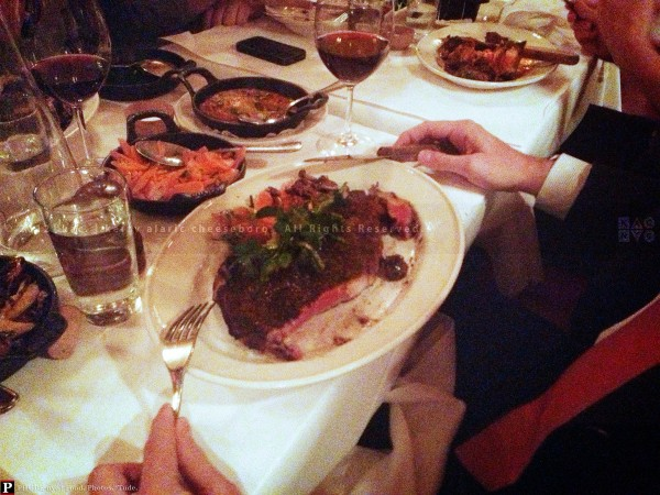 Minetta Tavern | NY Strip Steak