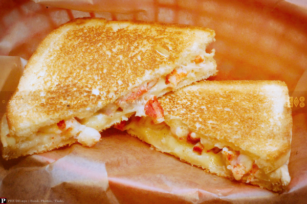 Luke's Lobster | Lobster Grilled Cheese