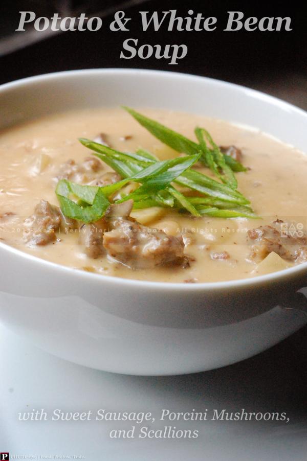 Potato & White Bean Soup