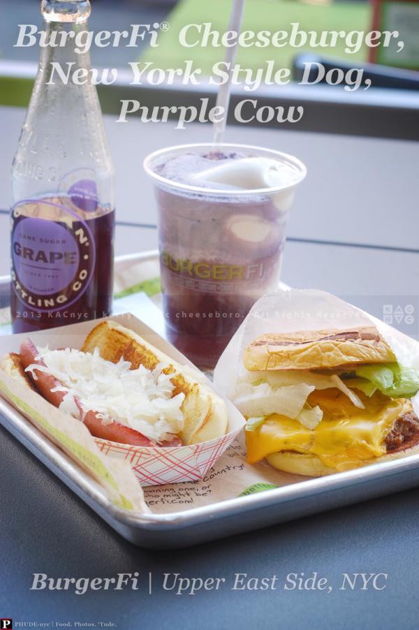 BurgerFi Platter