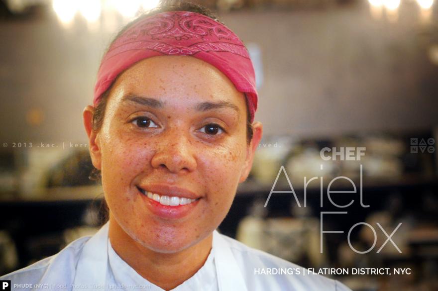 Chef Ariel Fox