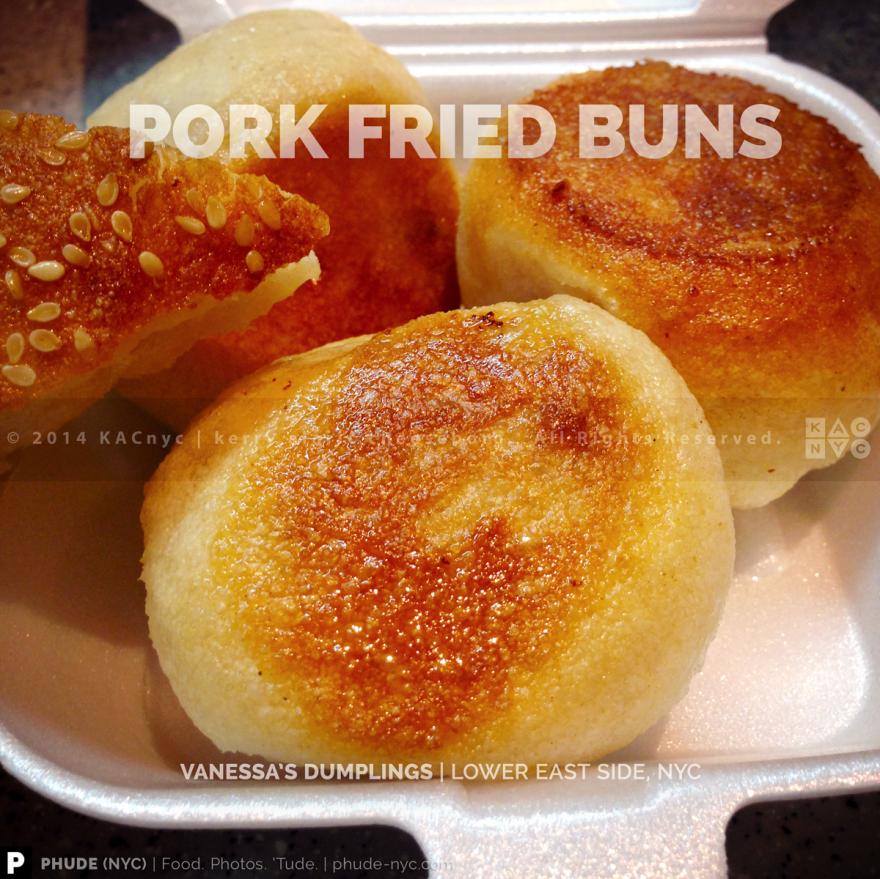 Pork Fried Buns