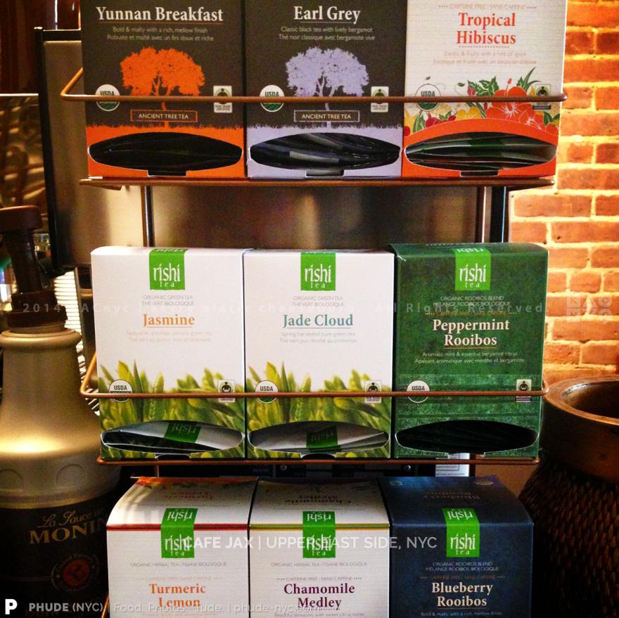 Rishi Organic Teas