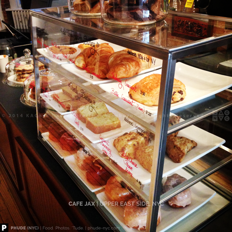 Pastries | Cafe Jax