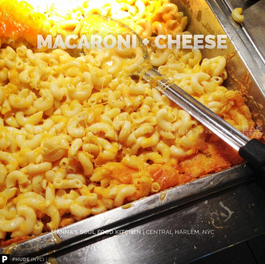 Macaroni + Cheese | Manna's