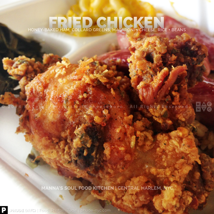 Fried Chicken | Manna's
