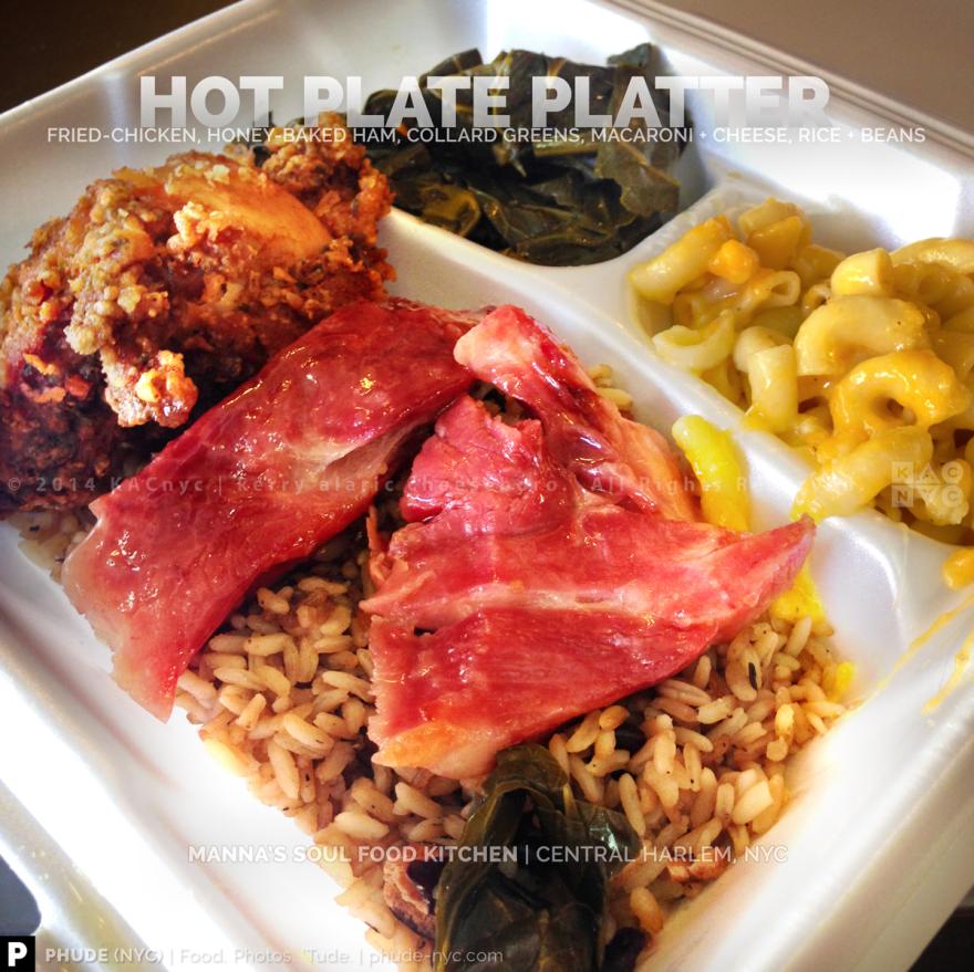 Hot Plate Platter | Manna's